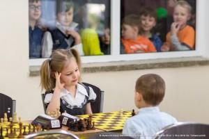 2016-04-16 8. runda Ligi Szkolnej do lat 8 [fot. Tomasz Jarocki] (19)