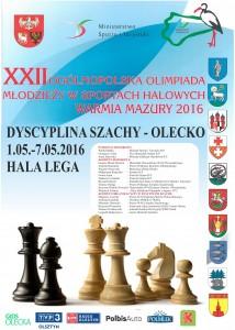 OOM 2016 - plakat