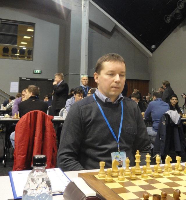 Robert Kempiński rozpoczął swój udział w tegorocznych DME od zwycięstwa (fot. Agnieszka Fornal-Urban).