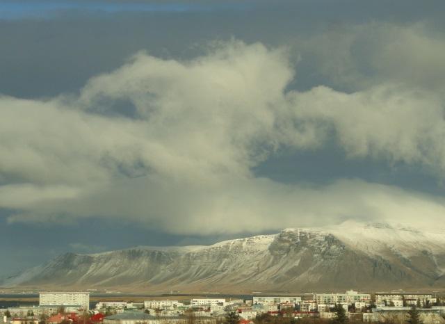 Podczas dnia wolnego zawodnicy mieli okazję podziwiać uroki stolicy Islandii (fot. Agnieszka Fornal-Urban).