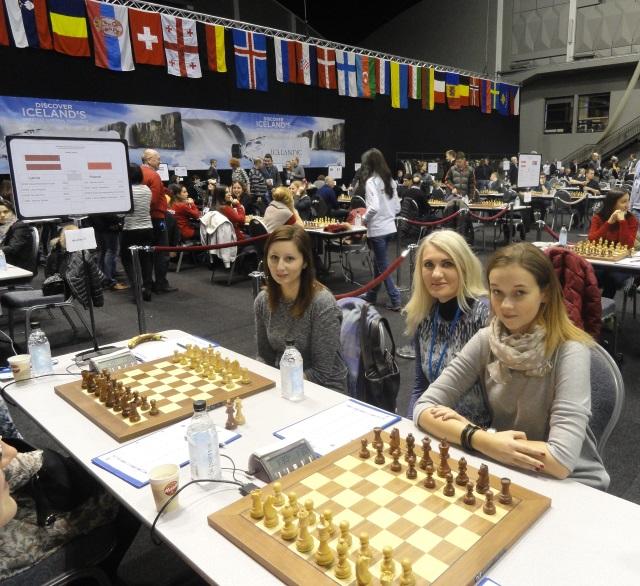 Zwyciężczynie z 4 rundy - Karina Szczepkowska-Horowska oraz Joanna Majdan-Gajewska