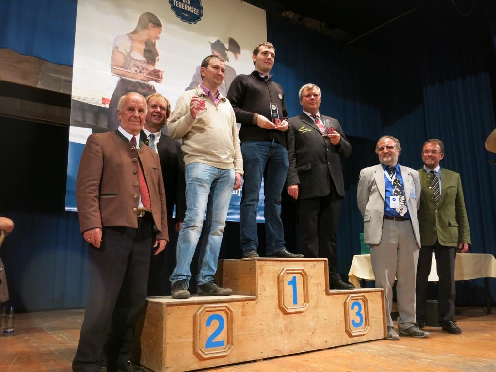 Najlepsi uczestnicy turnieju (fot. organizatorzy)