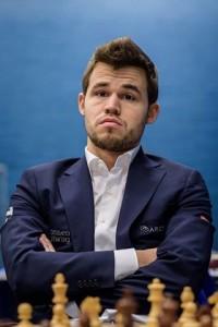 Magnus Carlsen Tata 2016