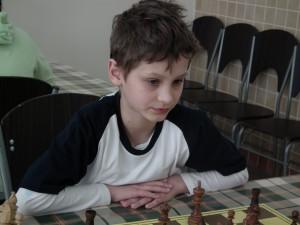 Bancarewicz Aleks 2016-03-13 7. runda Ligi Szkolnej do lat 13