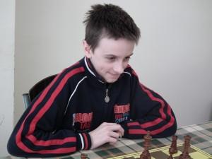 Kozłowski Paweł 2016-03-13 7. runda Ligi Szkolnej do lat 13